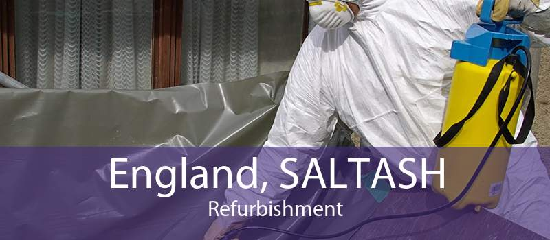 England, SALTASH Refurbishment