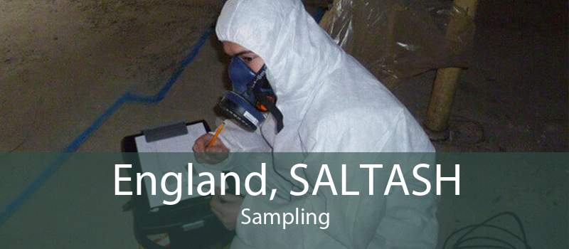 England, SALTASH Sampling