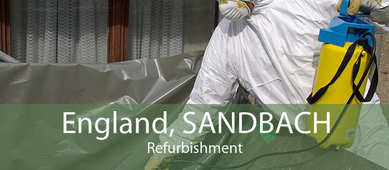England, SANDBACH Refurbishment