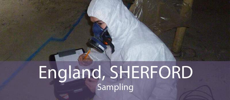 England, SHERFORD Sampling