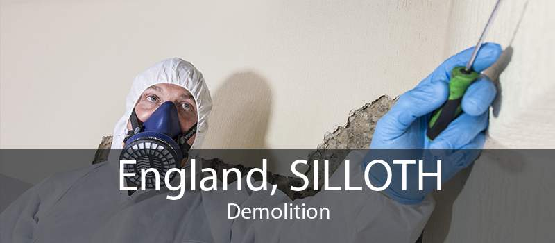 England, SILLOTH Demolition