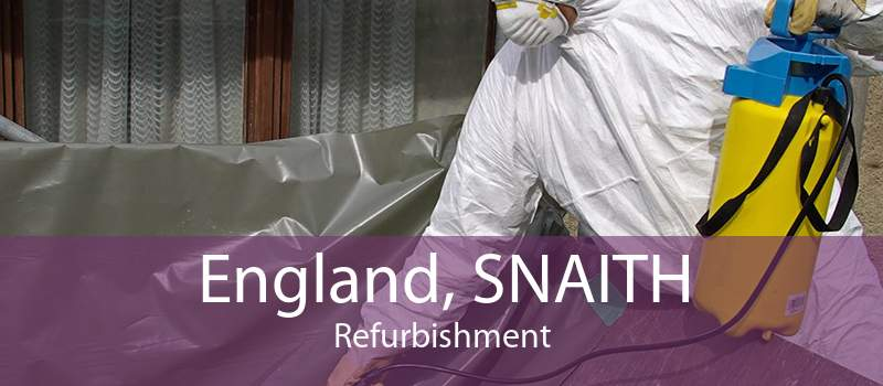 England, SNAITH Refurbishment