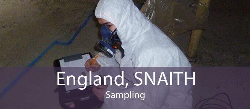 England, SNAITH Sampling