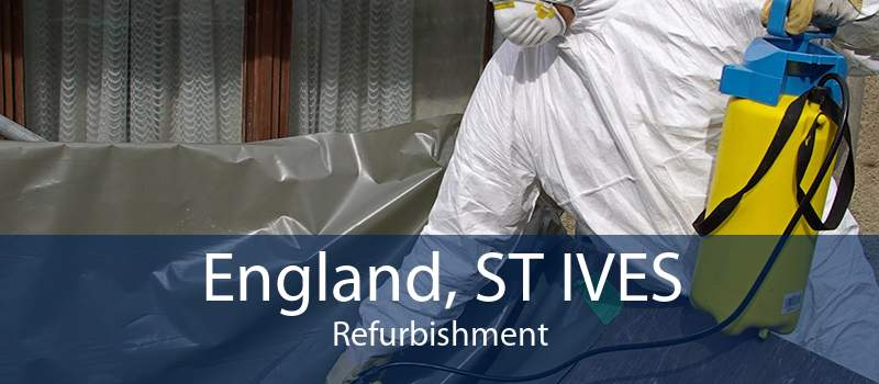 England, ST IVES Refurbishment