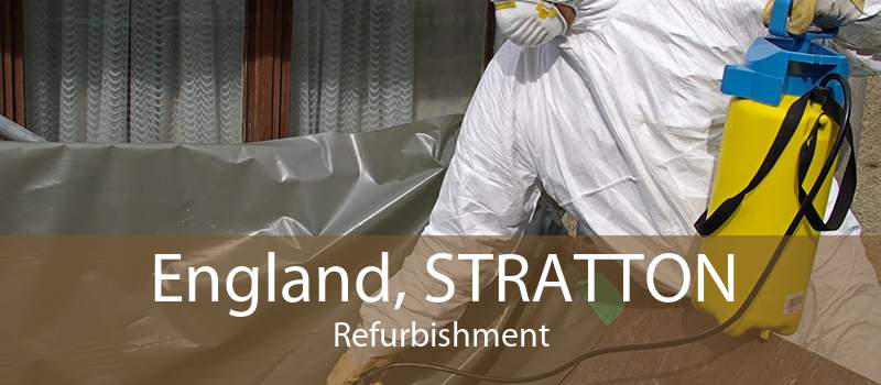 England, STRATTON Refurbishment