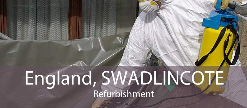 England, SWADLINCOTE Refurbishment