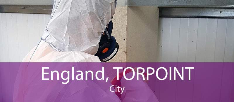 England, TORPOINT City