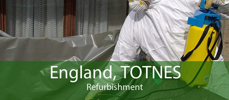 England, TOTNES Refurbishment