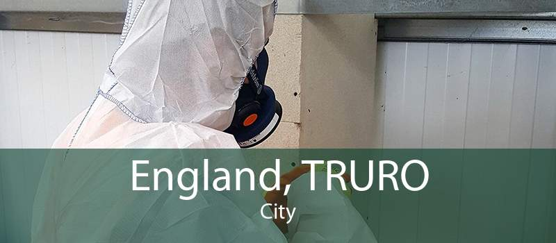 England, TRURO City