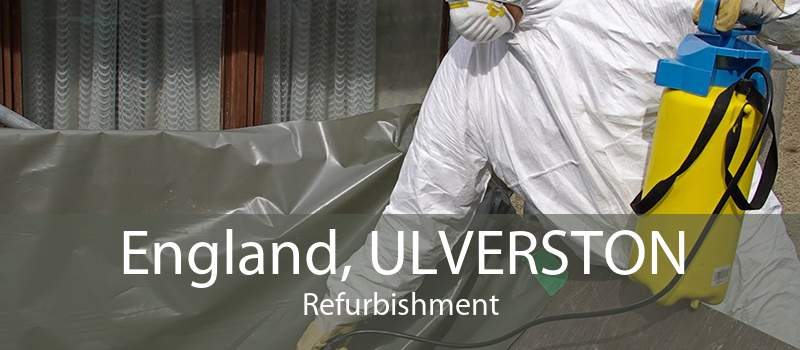 England, ULVERSTON Refurbishment