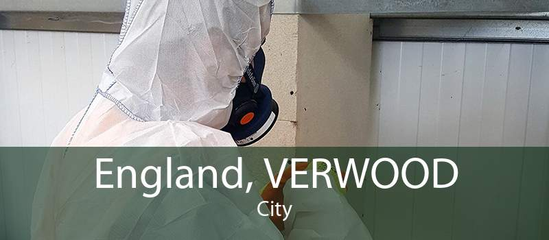 England, VERWOOD City