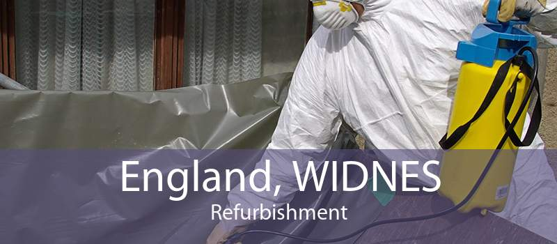 England, WIDNES Refurbishment