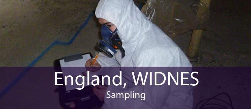 England, WIDNES Sampling