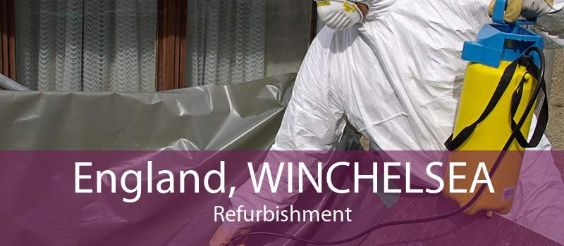 England, WINCHELSEA Refurbishment