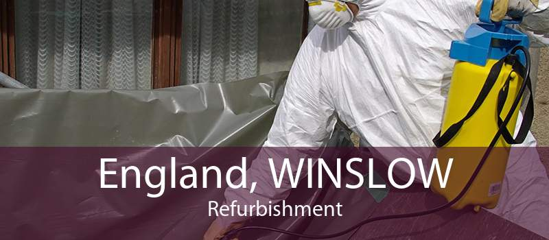 England, WINSLOW Refurbishment