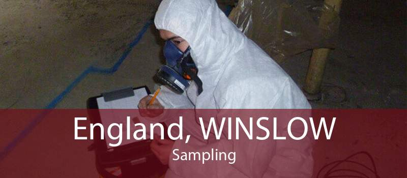 England, WINSLOW Sampling