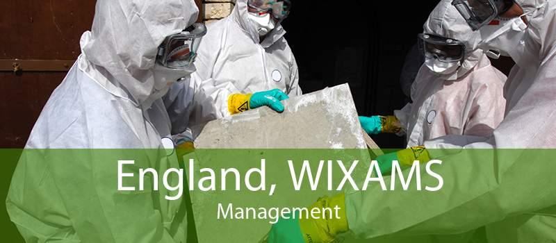 England, WIXAMS Management