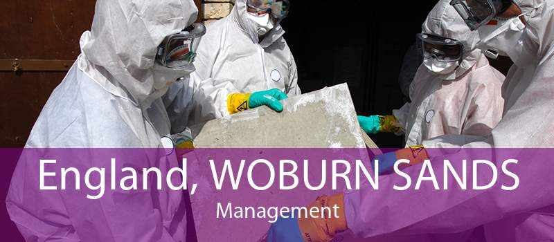 England, WOBURN SANDS Management