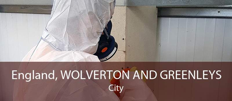 England, WOLVERTON AND GREENLEYS City