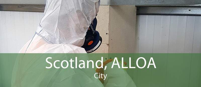 Scotland, ALLOA City